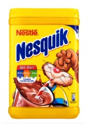 Какао порошок  NESTLE  Nesquik  Opti  Start