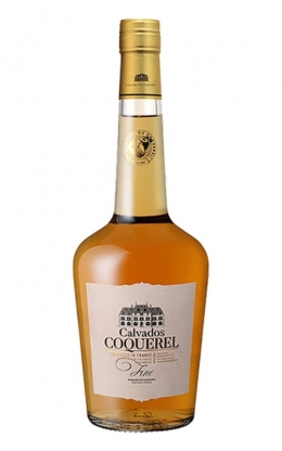 Бренди CALVADOS Coquerel Fine - 700 ml